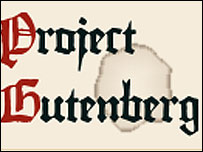 Click to visit the Project Gutenberg Website.